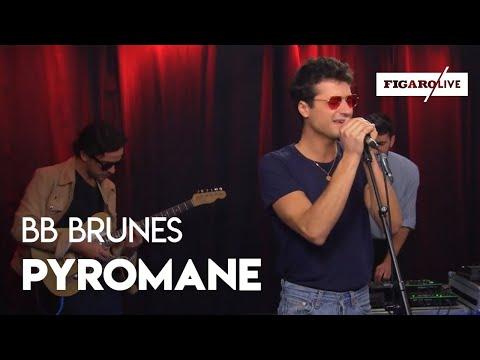 "Figaro Live Musique : BB Brunes - ""Pyromane"""