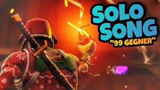 """FORTNITE SOLO SONG 💥99 GEGNER💥 """"(Official Music Video)"""""""
