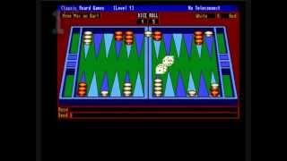1GO Short Play - Classic Board Games (Amiga)