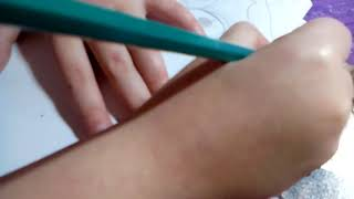 Урок рисования Нюши