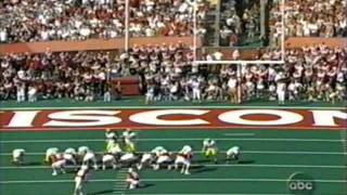 1999: Michigan 21 Wisconsin 16