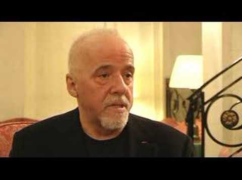 Paulo Coelho Interview