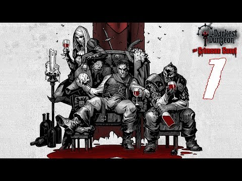 MARATÓN DARKEST DUNGEON Ep 1 | DLC Crimson Court y MODS | BRUTAAAAAL!!!