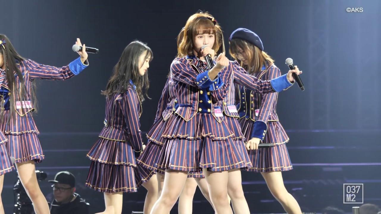 190127 AKB48 Team SH - Love Trip @ AKB48 Group Asia Festival 2019 Mini  Concert [Fancam 4K 60p]