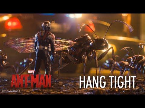Hang Tight   Marvel's Ant-Man   In Cinemas July 24