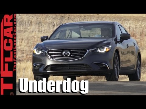 2017 Mazda6 0-60 MPH Review: Why Does This Sedan Not Sell More?