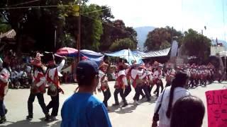 Baile de las cueras 2014 Quechultenango, Gro. 🌞🌙