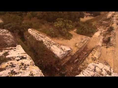 Ancient Roman Industrial Watermills