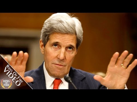 John Kerry Offers Purely Symbolic Gesture On Climate Change