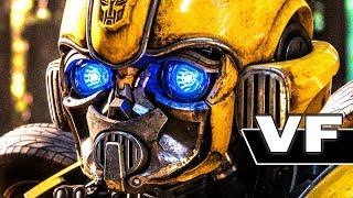 BUMBLEBEE Bande Annonce VF Finale (2018) NOUVEAU Transformers