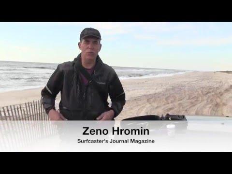 Surf Fishing 101 Surf Belt Episode #4