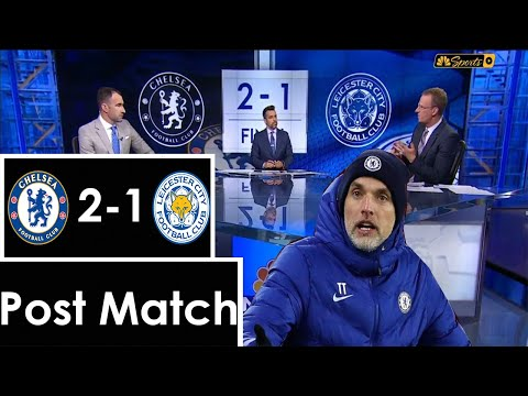 Chelsea vs Leicester 2-1| Post Match Analysis |Chelsea Boost Champions League Hopes! Iheanacho Goal