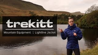 Inside Look: Mountain Equipment Womens Lightline Jacket