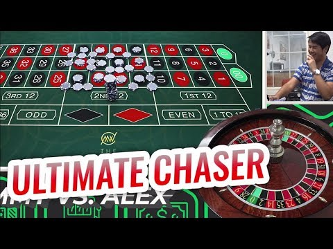 ULTIMATE CHASING On Roulette - Live Roulette Session