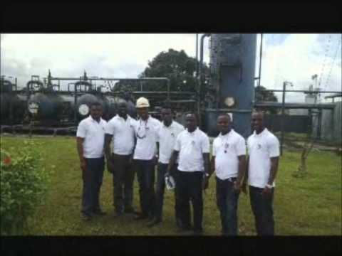 Oil production  training