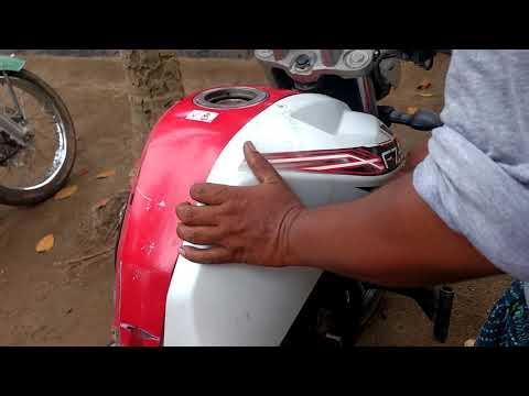 How to clean tank filter etc yamaha fzs version 2