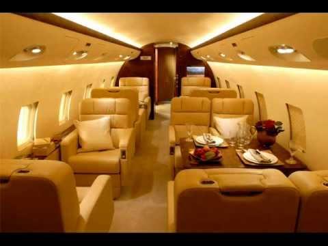 10 Celebrity Owned Private Jets | Doovi