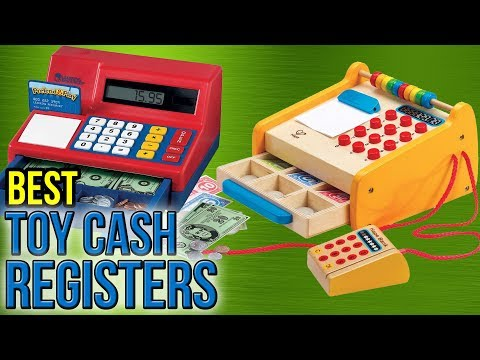 10 Best Toy Cash Registers 2017