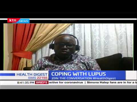 Coping with Lupus | HEALTH DIGEST