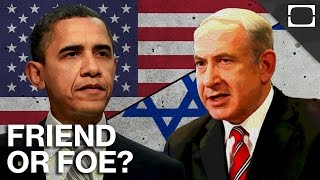 The Awkward History Of Obama And Netanyahu