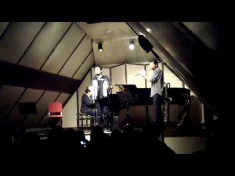 20130522 Trio LiberTango - Volver (de Carlos Gardel + Alfredo le Pera)
