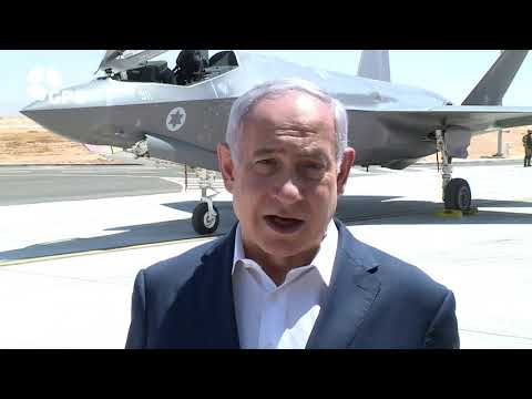 Netanyahu warns Iran that F-35s can reach 'anywhere in the Middle East'