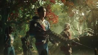 Fallout 76 - Trailer de ação ao vivo em Português | PS4