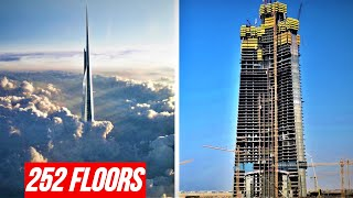 Jeddah Tower 2020 Update Timelapse | 1000m+ World