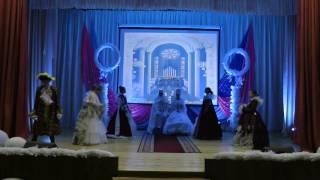 Новогодний спектакль «Королева Зима и Снеговики»