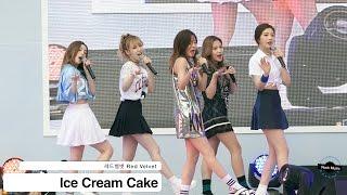 레드벨벳 Red Velvet [4K 직캠]Ice Cream Cake@20160806 Rock Music