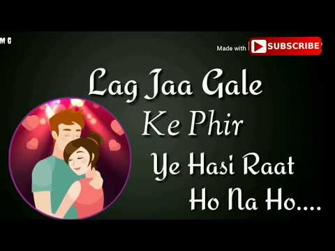 Lag Jaa Gale__special Hug Day Song