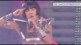 Uhm Jung Hwa - DISCO and Festival Live MBC 8 15 2008