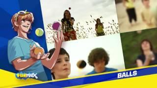 Funtrix: juggling balls - Eolo