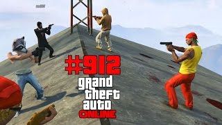GTA 5 Online #912 Tötung ganz oben [Deutsch] Let´s Play GTA V Online PS4