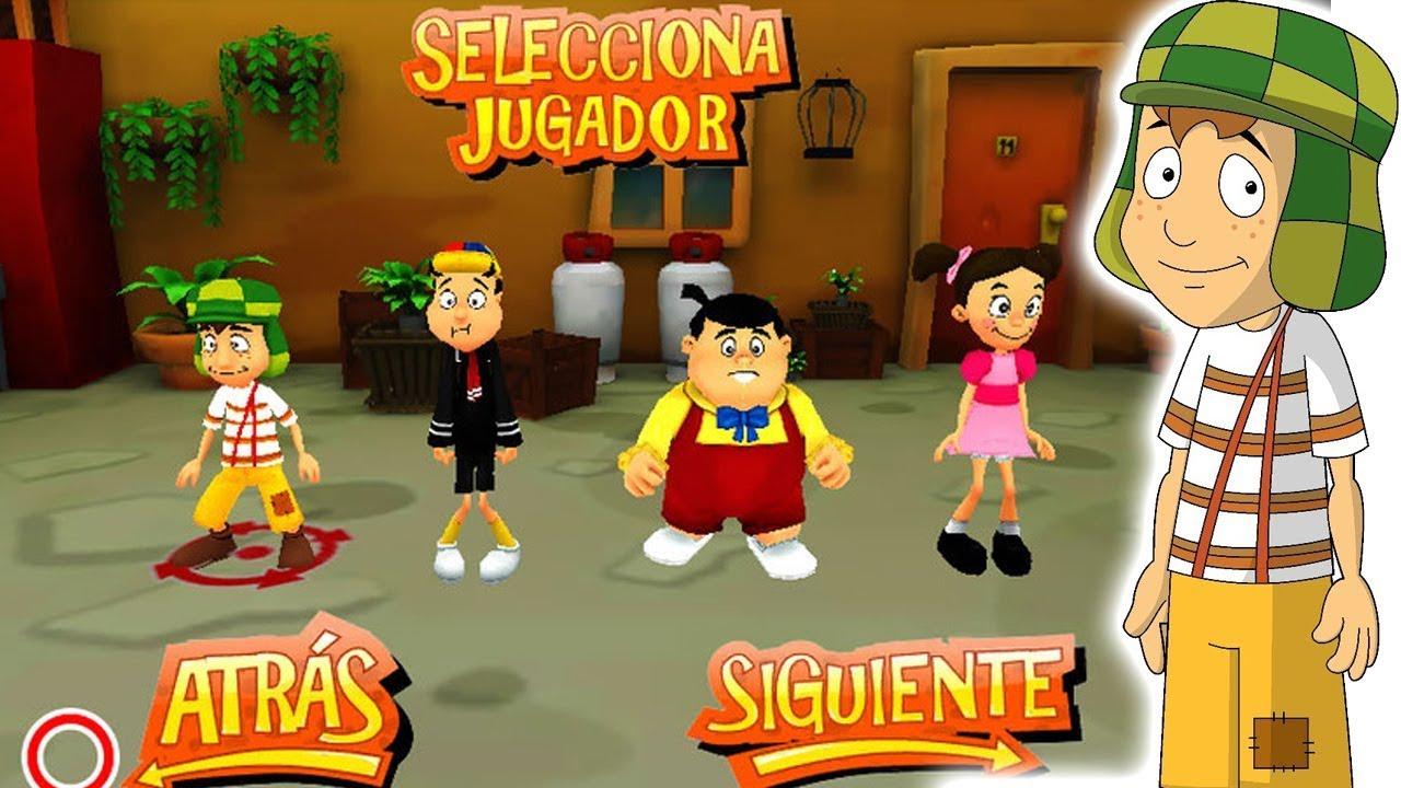 El Chavo Animado Capitulos Completos Juego De Mesa Del Chavo El