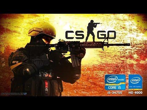 CS:GO - Intel HD 4000
