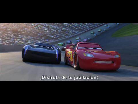 Cars 3 - Nuevo Tráiler para Latinoamérica
