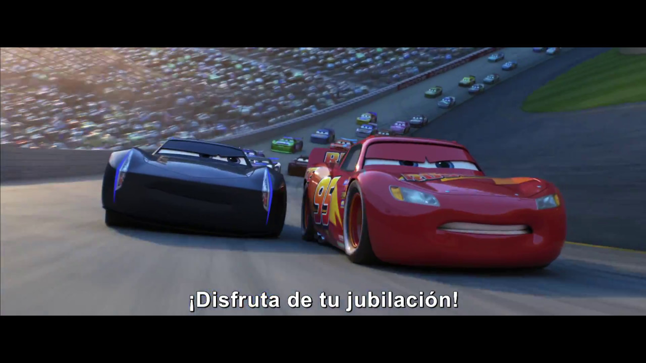 Cars 3 Nuevo Trailer Para Latinoamerica Youtube