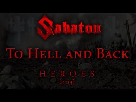Sabaton - To Hell and Back (Lyrics English & Deutsch)