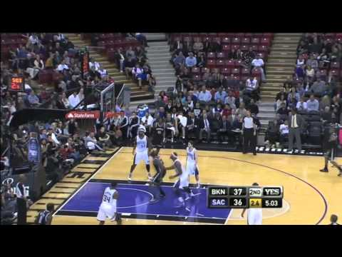 Andray Blatche Brooklyn Nets 2013 Mix [HD]