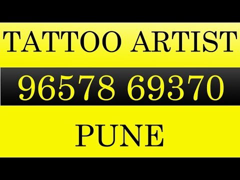 Best Tattoo Artist in Pune