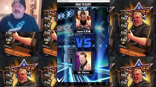 Suprise Wm34 Pro! Best Last Man Standing Card! GRR Predictions! WWE Supercard