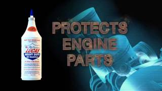 Lucas Oil - Heavy Duty Oil Stabilizer - Animated HD