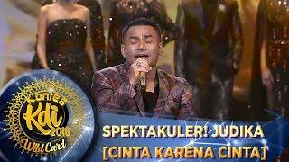 Download lagu SPEKTAKULER! Penampilan Judika - WildCard KDI