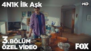 Ela, Ali'ye bir açıklama borçlu... 4N1K İlk Aşk 3. Bölüm