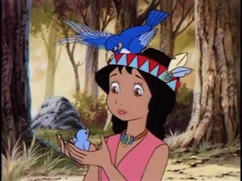 Jetlag Productions' Pocahontas -