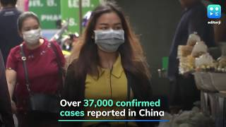 Coronavirus death toll in China climbs to 811