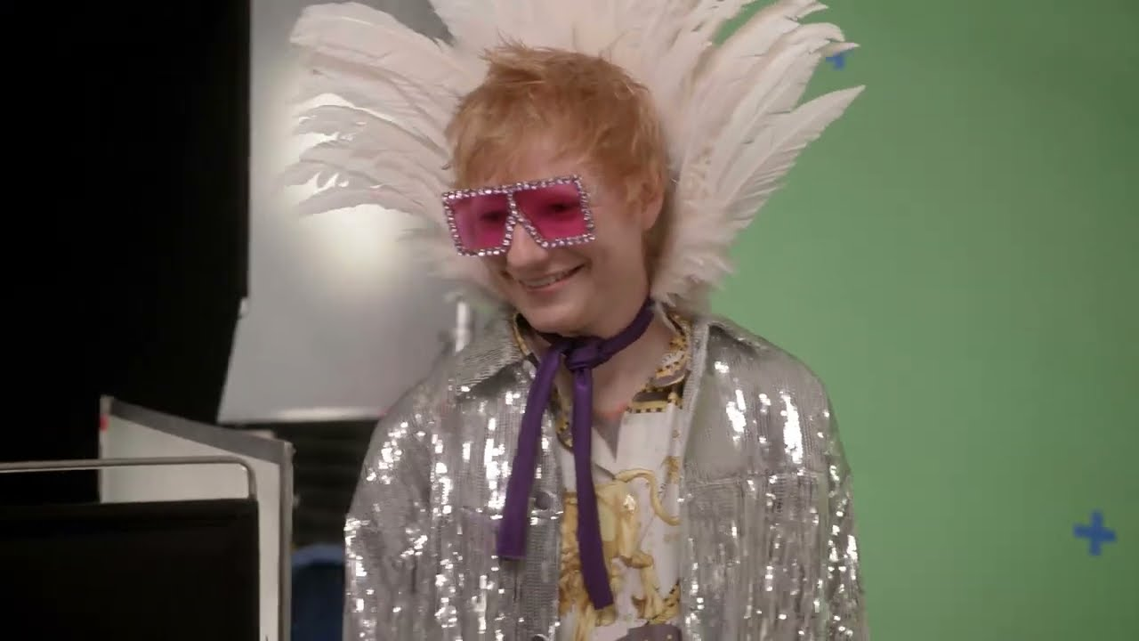Download Ed Sheeran - Shivers [Official Behind The Scenes Video]