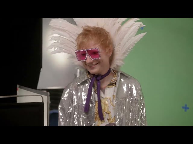 Ed Sheeran - Shivers [Official Behind The Scenes Video]