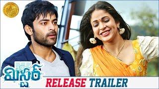 Mister Release Trailer | Varun Tej | Lavanya Tripathi | Hebah Patel | Sreenu Vaitla | #Mister